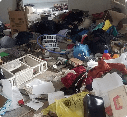 HoarderEviction-Cleanout
