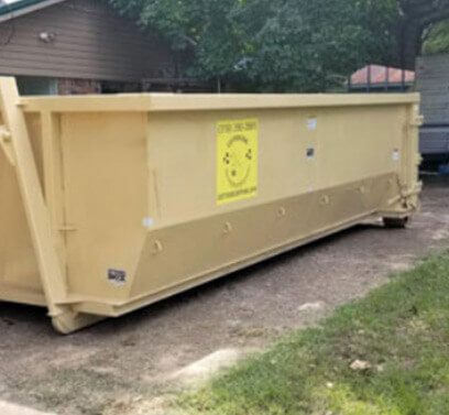 Renting a Large Dumpster